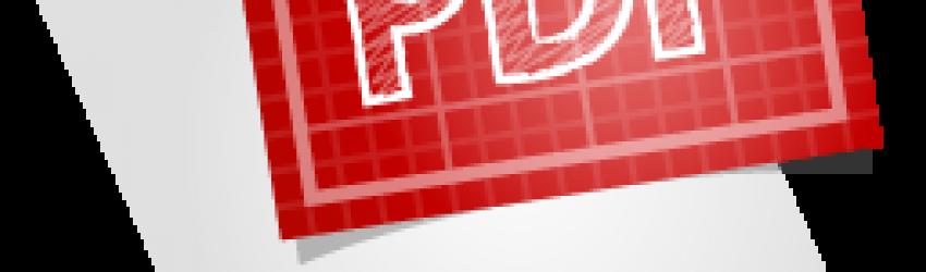 Adobe Blueprint PDF Icon