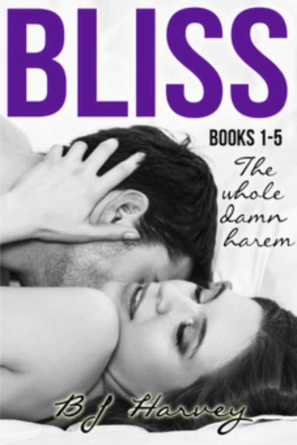 Bliss Series Boxed Set: The Whole Damn Harem - BJ Harvey