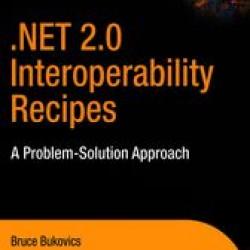 Buy PDF Books - .NET 2.0 Interoperability Recipes