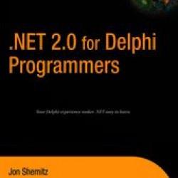 Buy PDF Books - .NET 2.0 for Delphi Programmers