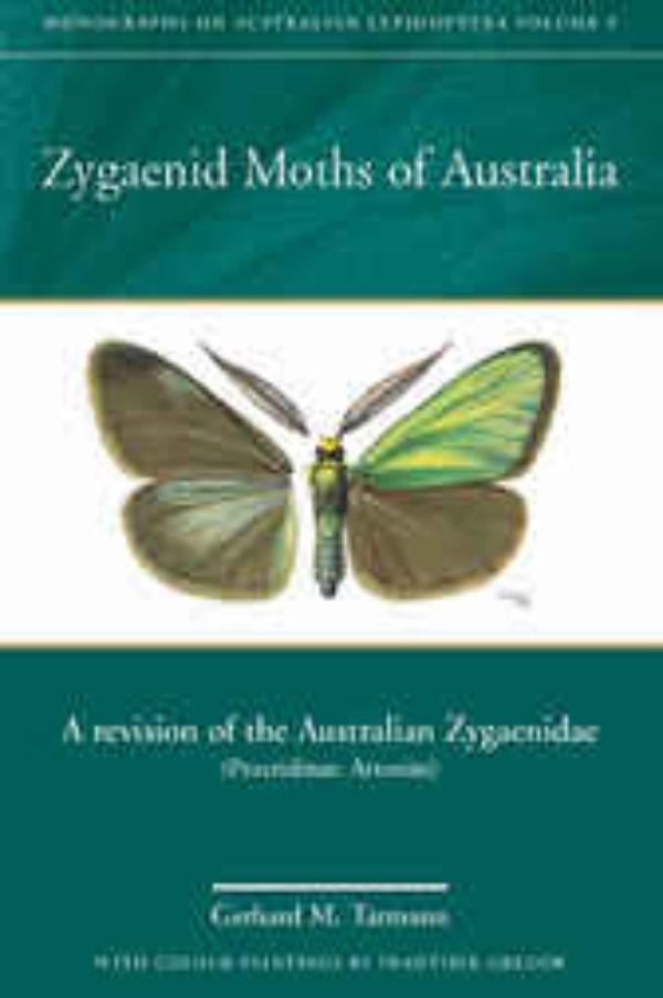 Buy PDF Books - Zygaenid Moths of Australia