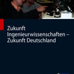 Buy PDF Books - Zukunft Ingenieurwissenschaften - Zukunft Deutschland