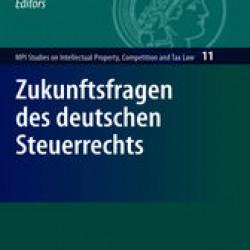 Buy PDF Books - Zukunftsfragen des deutschen Steuerrechts